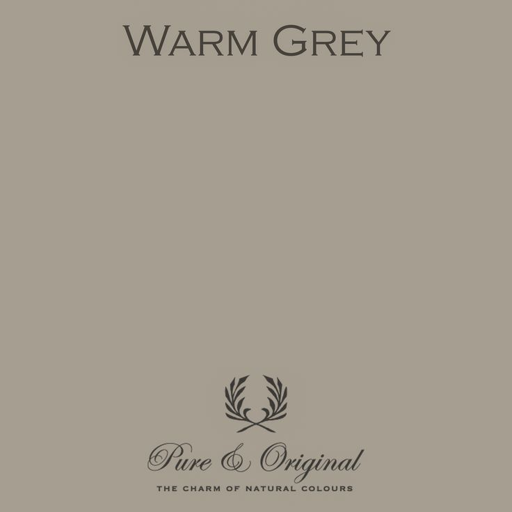 Warm Grey - available in Kalkverf, Krijtverf, Lime paint, Chalk paint, Kritt maling, Kalk maling, Kreide Farbe, Kalk Farbe, Floorpaint, Vloerverf and much more. Colored with 100% mineral pigments.