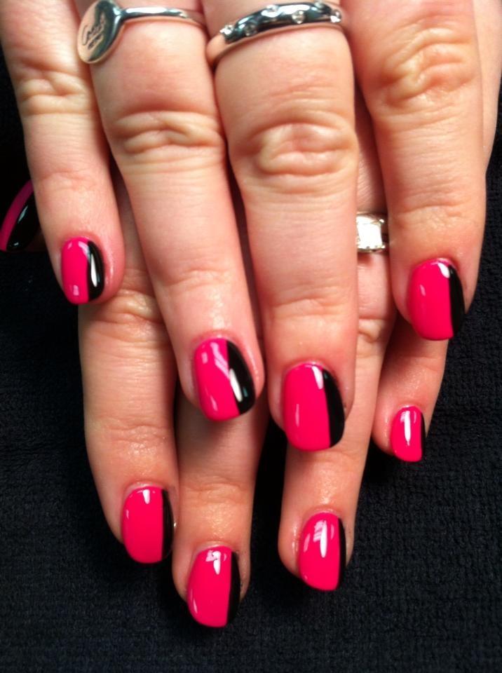 Mary Kay pink bamboo & black