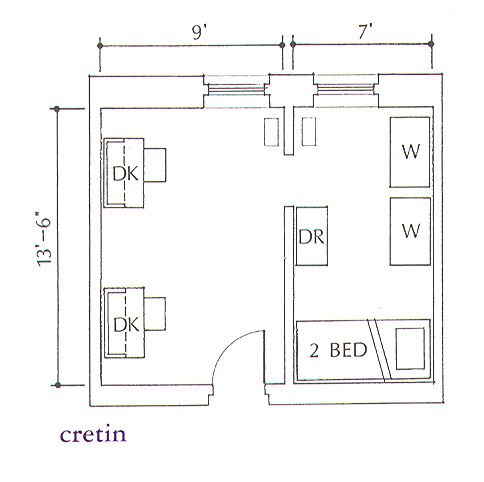 14 best images about residence halls on pinterest for Cretin homes floor plans