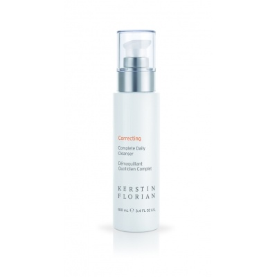 Complete Daily Cleanser 100ml, £43.00 This gentle 3-in-1 formula provides a multi-purpose solution to cleanse, tone and remove makeup in one step. Chamomile, Aloe and Vitamin E soothe and protect, leaving the skin balanced, soft and hydrated.