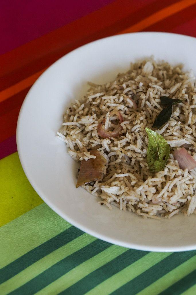 Riz au tamarin cuisine mauricienne - Cuisine mauricienne chinoise ...
