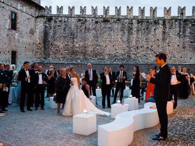 Reportage di nozze di Laura & Thierry di Riccardo Bestetti