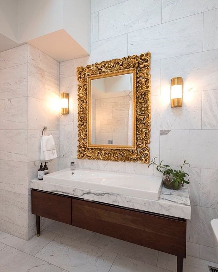 """94 Likes, 3 Comments - CDK Stone (@cdkstone) on Instagram: """"A little luxury in this beautiful Elba marble bathroom. Elba tiles on the floor and walls, and Elba…"""""""