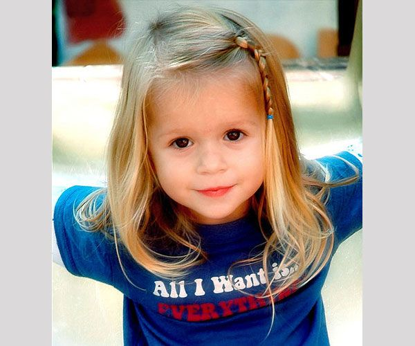 makayla 40 Sweet Little Girl Hairstyles