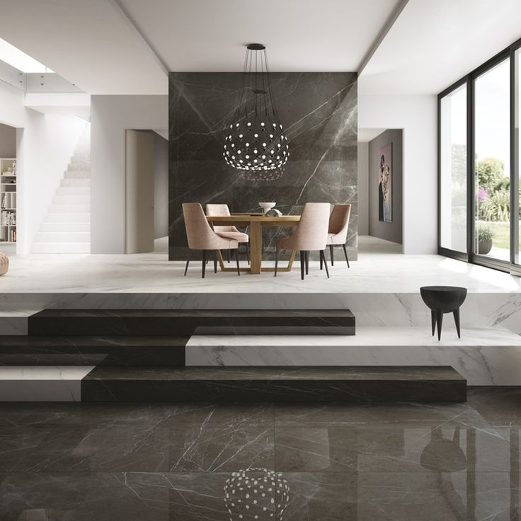 MARMI MAXIMUM - Glossy surfaces, elegant details, and fine veins all contribute to increasing the perceived value of any environment, respecting and enhancing the stylistic choices of the designer and the wishes of the client.