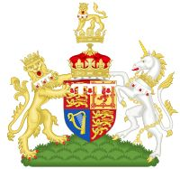 Coat of Arms of Prince Henry of Wales