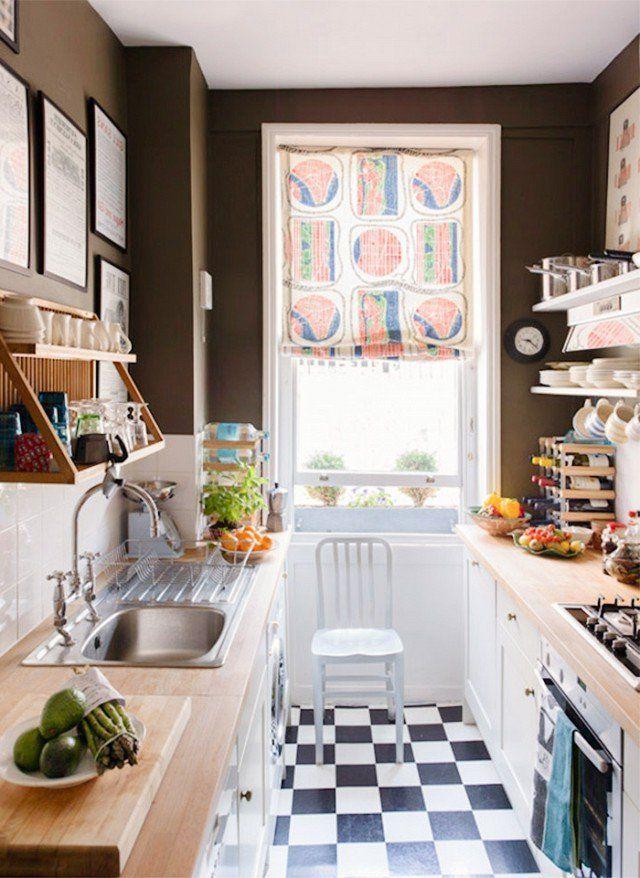 Cocinas Pequenas Modernas 2020 De 150 Fotos E Ideas Cocinas