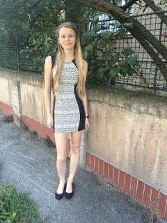OOTD - Mini šaty? Proč ne? Image