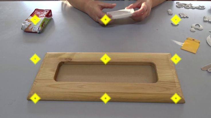 Jak robić odciski i przyklejać dekory z foremek silikonowych