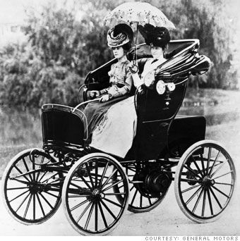 55 best antique electric cars images on pinterest old for General electric motor company