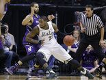 Michigan State moves on to the semifinals of the Big Ten tournament, defeating Northwestern 67 to 51. The Spartans will face No. 2 seed Wisconsin on Saturday.  (Read on mlive-Photo gallery from Northwestern vs MSU game)