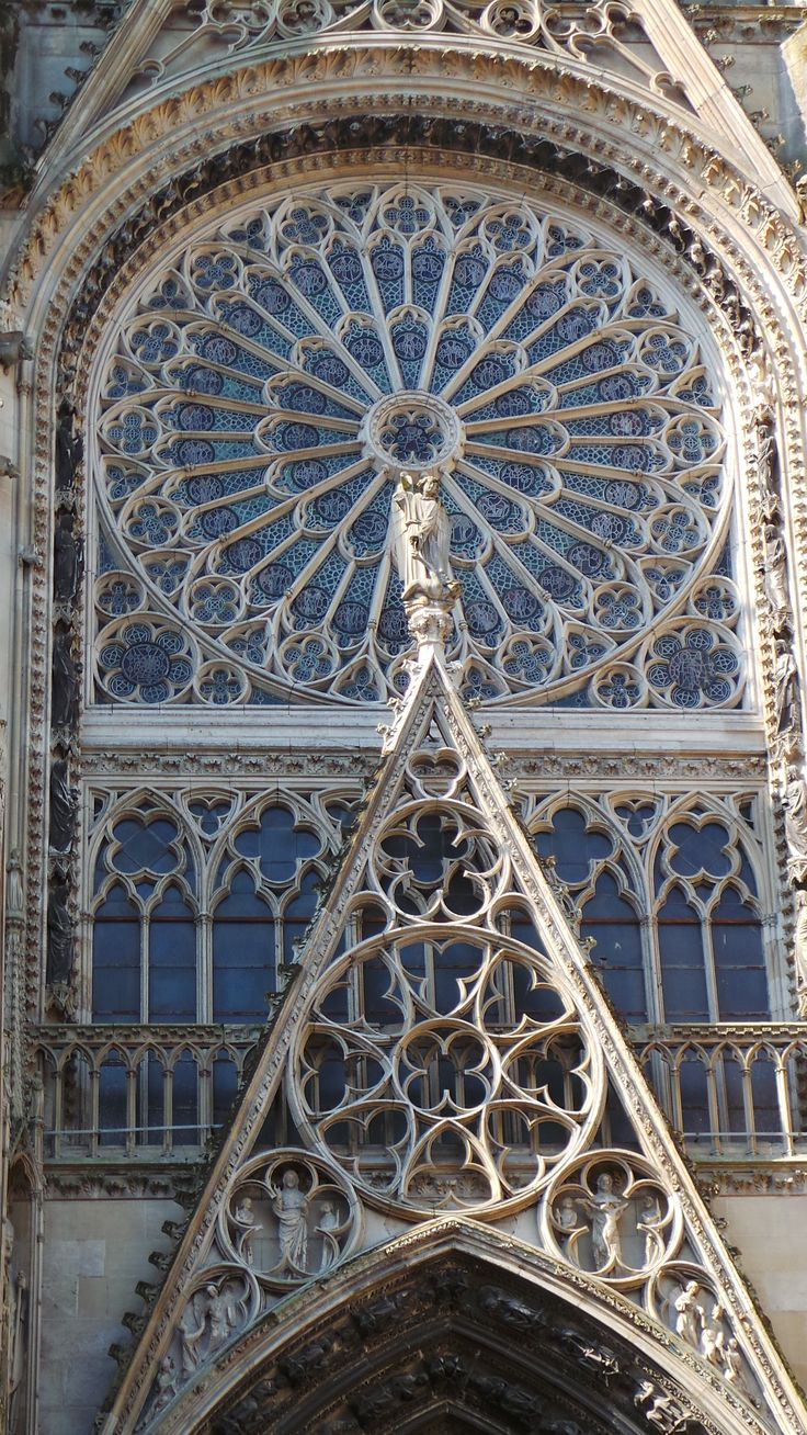 Rouen Cathedral of Notre Dame