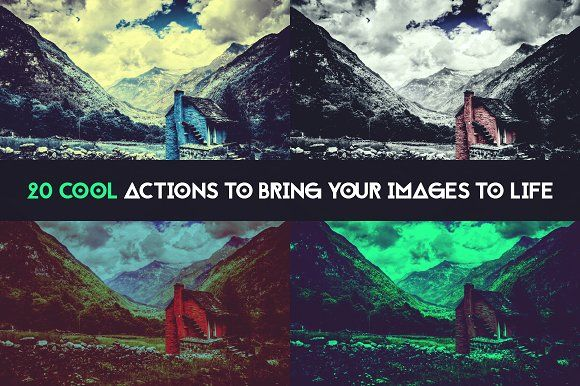 POCO - Bring your images to life by 89colors on @creativemarket