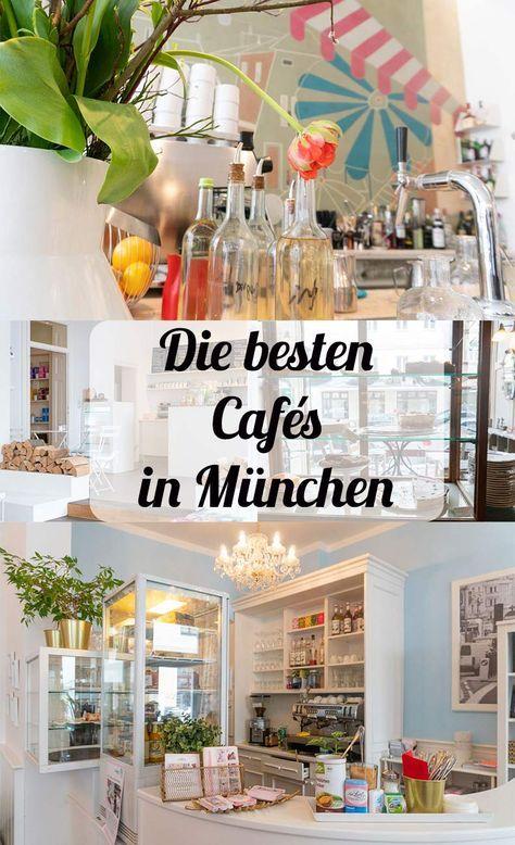 Geheimtipps: Die schönsten & besten Cafés in München – Teil 1