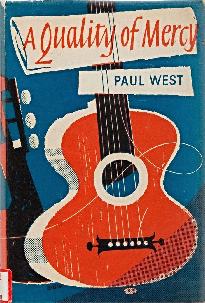 A Quality of Mercy by Paul West first edition 1961