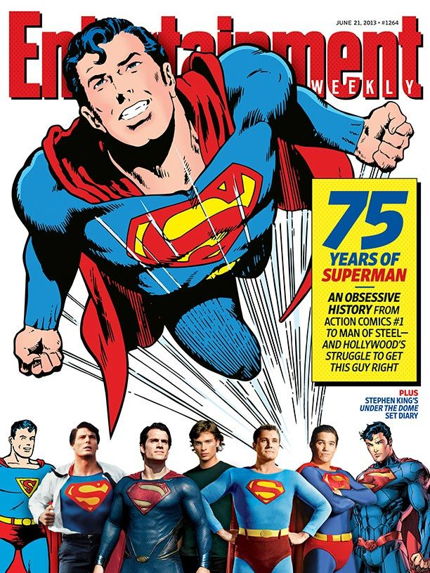 131 best Fan of Superman images on Pinterest  Comic books