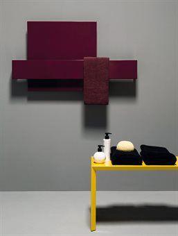 #Square #Bench design Ludovica+Roberto Palomba #Tubesradiatori #Radiator #Interiordesign #Design