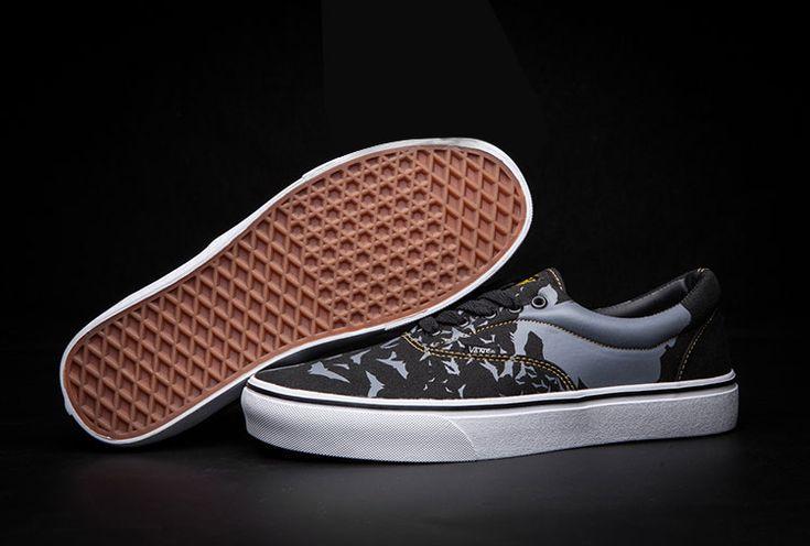 45145a20b56526 Vans Batman DC Comics Superhero Era Skate Shoes  Vans