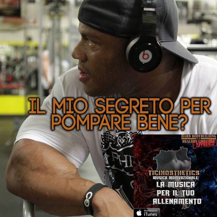 Svelato il segreto! 100% pompaggio garantito Scarica gratis la tua musica qui: http://ift.tt/1TvNTpH TICINOSTHETICS: la tua fonte per bodybuilding e benessere @ticinosthetics #ticinosthetics http://ift.tt/1f2ToMR #fitnessitalia #bodybuildingitalia #fitnessticino #bodybuildingticino #italia #ticino #fitness #bodybuilding #biomeccanica #naturalbodybuilding #aestheticfitness #ghisa #shrdd #gymaesthetics #physique #palestra #palestrati #allenamento #shredded #bodybuilder #salute #benessere…