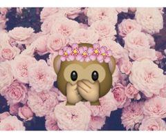 Edit Photo. Emoji with Alien Flower Crown Tumblr