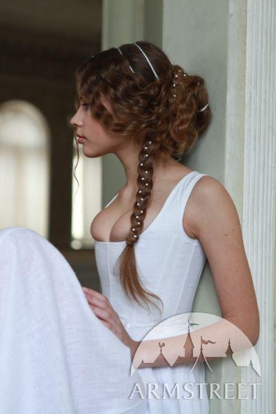 Renaissance Underwear Florentine Style Corset with skirt