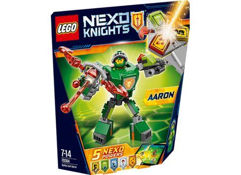 LEGO NEXO 70364 Aaron i kamprustning