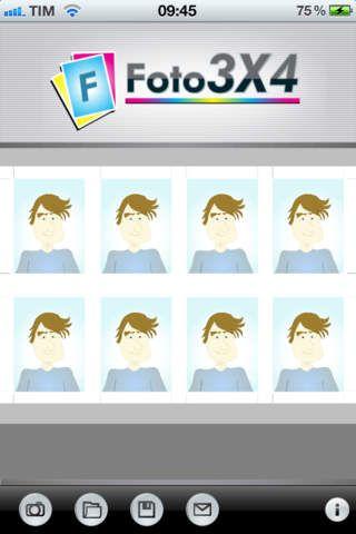 app para tirar fotos 3x4