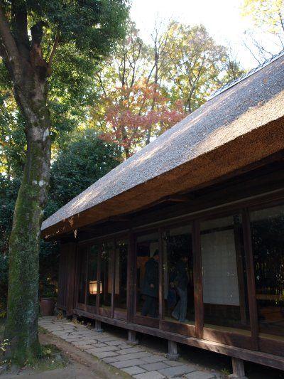 Buaiso, the Shirasu House, Machida, Tokyo 旧白洲邸 武相荘