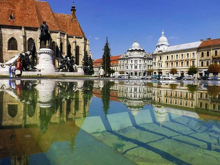 Cluj - Napoca, Romania. A part of my past life...