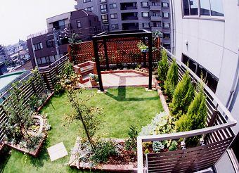 Rooftop Gardens, Green Roofs, Roof Terraces, Roof Gardens