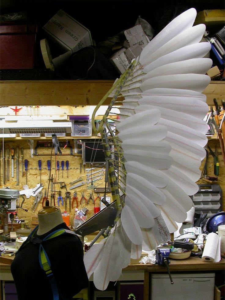 wingmech v8 by Bushitaka.deviantart.com on @deviantART