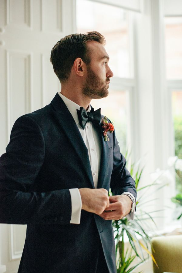 Bow Ties can be a special point of difference between a groom and his groomsmen