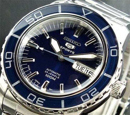 BEST QUALITY WATCHES - Seiko 5 Sports Men's Automatic SNZH53J1, £144.99 (http://www.bestqualitywatches.co.uk/seiko-5-sports-mens-automatic-snzh53j1/)