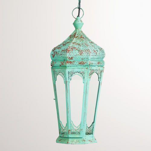 woah! beautiful lantern at World Market