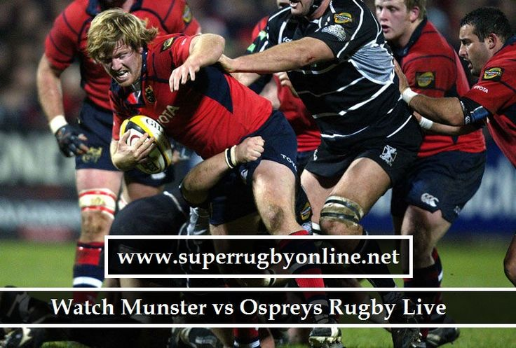 Watch Munster vs Ospreys LIVE Rugby Online Streaming >> http://watchonlinerugbystreaming.blogspot.com/2016/11/watch-munster-vs-ospreys-live-rugby.html