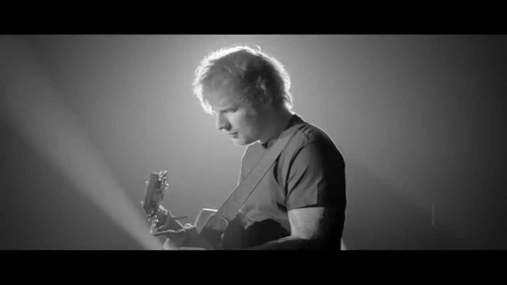 I am Soooo In Love with this Ginger Jesus' Music <3 Touches that special spot inside and runs a unique shiver up and down my back.... The Only One <3 Ed Sheeran - One
