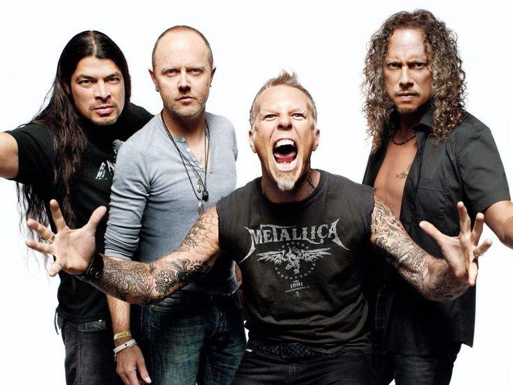 Metallica editará covers a Iron Maiden, Deep Purple y más - La octava maravilla
