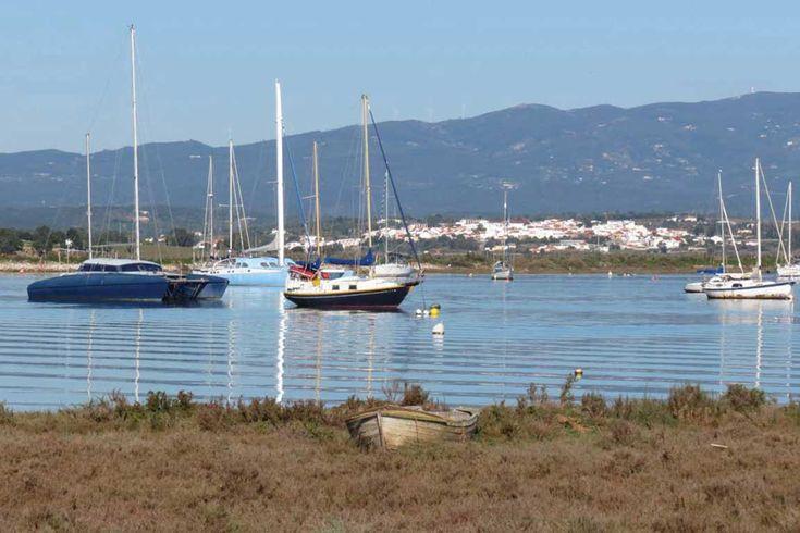 Ria de Alvor   Foto por: Turismo do Algarve