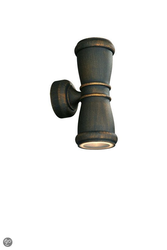 Massive Salvador Wandlamp - Zwart