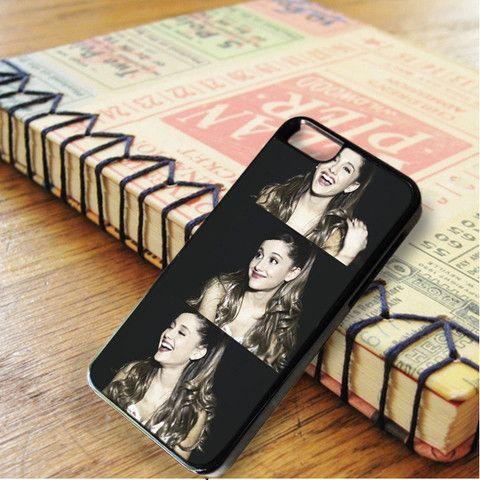 Ariana Grande Beautiful Smile Collage iPhone 6|iPhone 6S Case