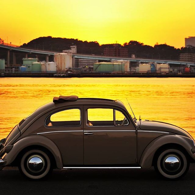 【911racer】さんのInstagramをピンしています。 《VW type1 Beetle oval windows Sunset in japan ✈  #vw #vwbeetle #volks #volkswagen #beetle #beetlelove #vwfusca #vwcommunity #vwlifestyle #vwlifestyle #vwlife #vwlovers #vwfestival #vwfamily #vwfest #vwoval #kafer #käfer #jdm #jdmgram #sunset #フォルクスワーゲンビートル #夕焼け #夕日 #海 #ビートル #夕陽 #sunrise》