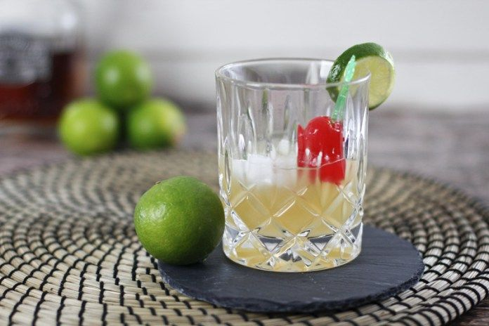 Whisky Sauer Rezept - Whisky Sour - Whiskey Sauer Rezept - Whiskey Sour