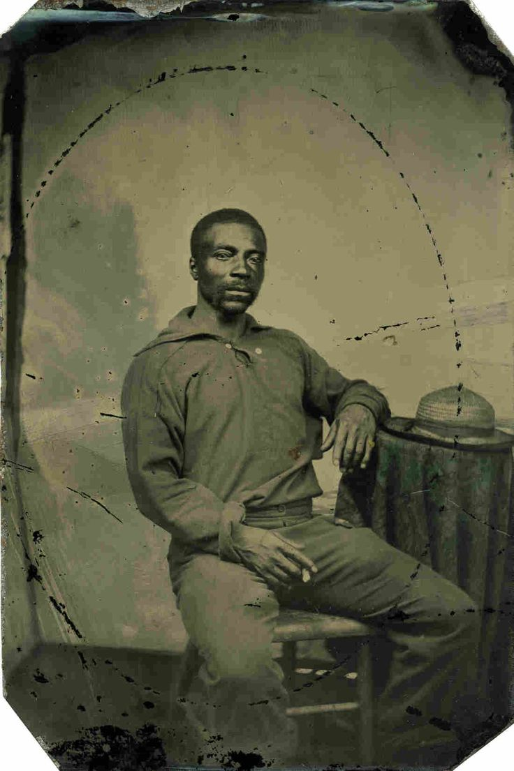 """George William Commodore was born free and raised in Baltimore. At about age 39, he joined the Navy. """"He must have taken some ribbing,"""" Coddington writes in his book, """"his surname being the same as a high naval rank."""""""