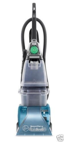 Hoover Steam Vac Vacuum Carpet Rug Cleaner Clean Surge Bristel Dirt Pet Dog Odor