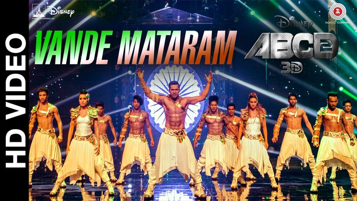 Sung by Daler Mehndi, Tanishka Sanghvi, Badshah and Divya Kumar, Vande Mataram is an intense patriotic song from the film ABCD 2.