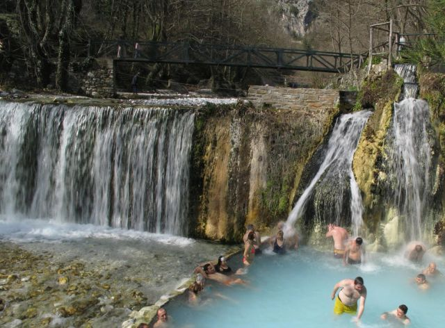Thermal Springs Key to Boosting Wellness Tourism in Greece.