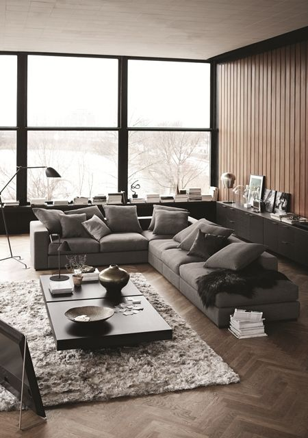 1000 images about boconcept living room inspiration on pinterest boconcept sofa armchairs. Black Bedroom Furniture Sets. Home Design Ideas
