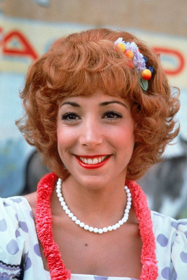 This image released by Paramount Pictures, Didi Conn appears as Frenchy in the 1978 film, ...