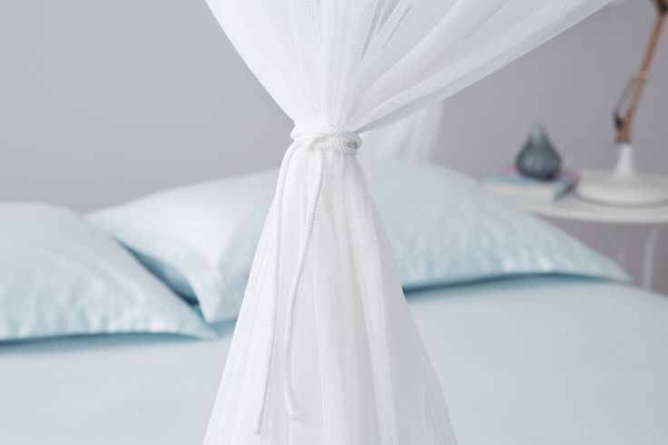 Luxurious Cotton Mosquito Nets available in King and Queen size. Specials online!