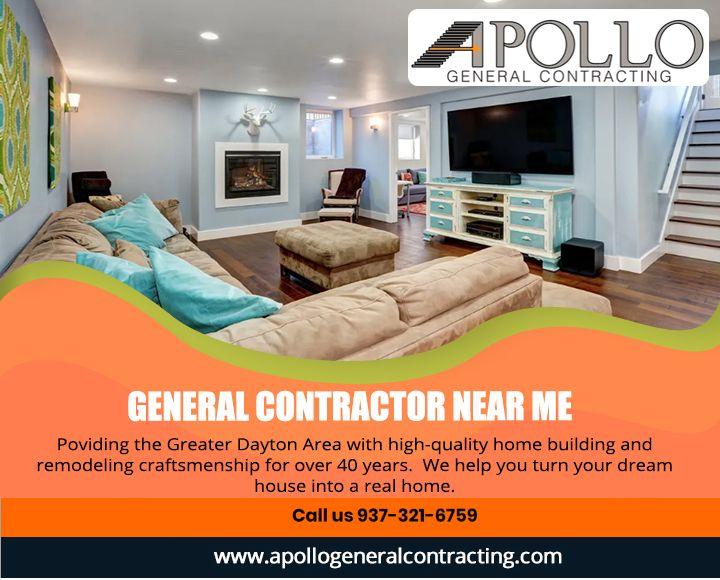 General Contractor Near Me In 2020 General Contractor Building A House Contractors